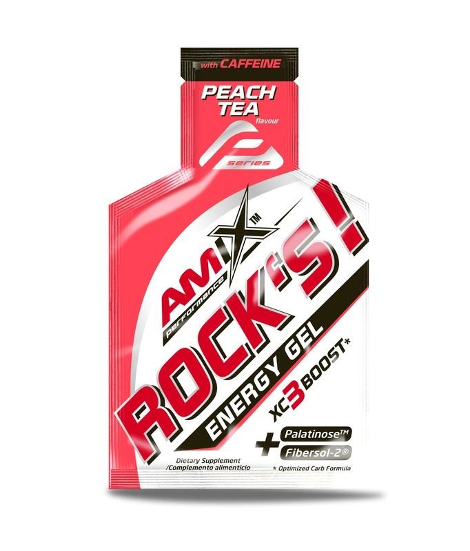 Amix Rock's Energy Gel - s kofeinem