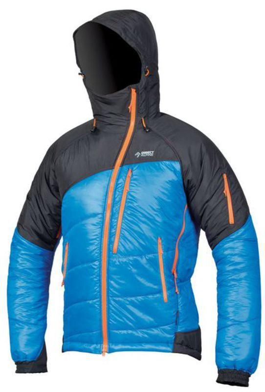 Bunda Direct Alpine Foraker blue/black