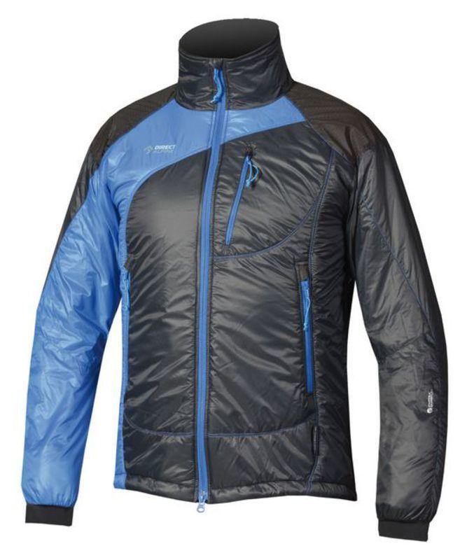 Bunda Direct Alpine Belay black/blue