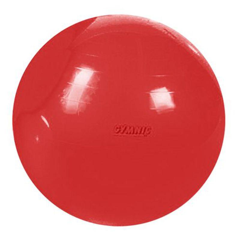 Gymnastický míč Yate Gymnick 55cm - červený