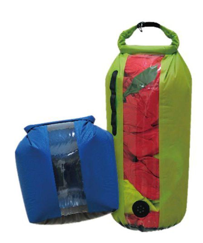 Nepromokavý vak Yate Dry Bag 10L s oknem M