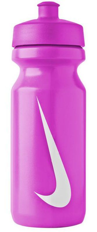 Láhev Nike Big Mouth Water Bottle 0,65 l PINK POW/PINK POW/WHITE