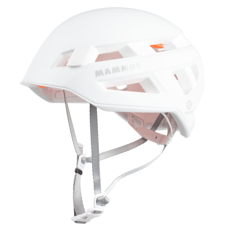 Horolezecká helma Mammut Crag Sender Helmet white