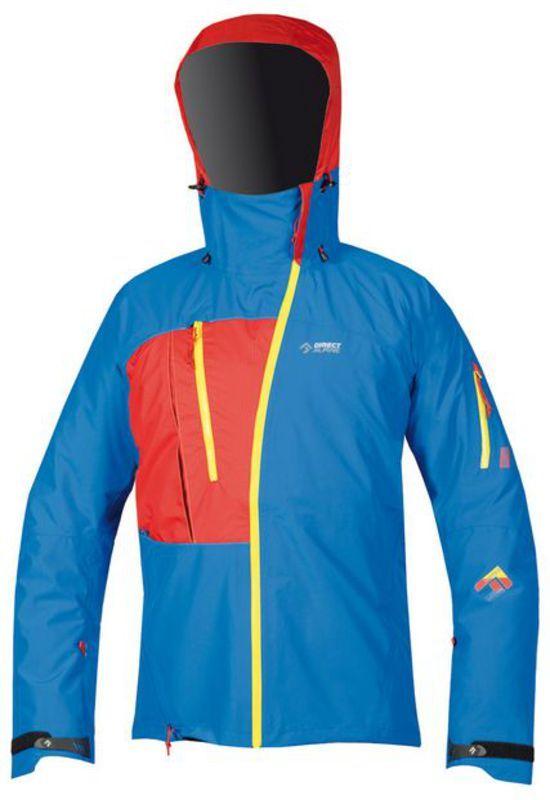 Bunda Direct Alpine DEVIL ALPINE blue/red