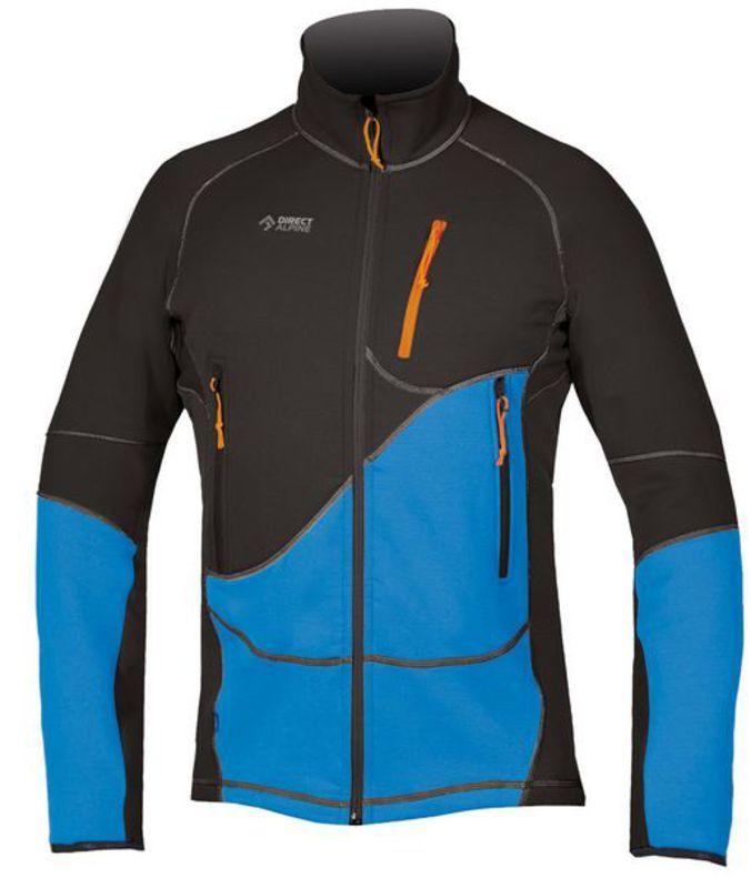 Bunda Direct Alpine Axis blue/black