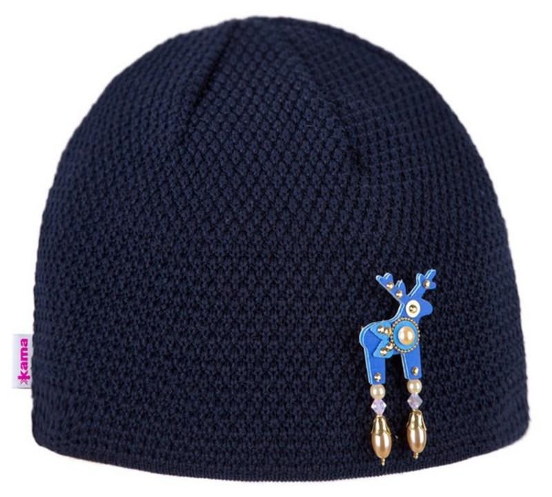 Čepice Kama AD91 108 Deers tmavě modrá