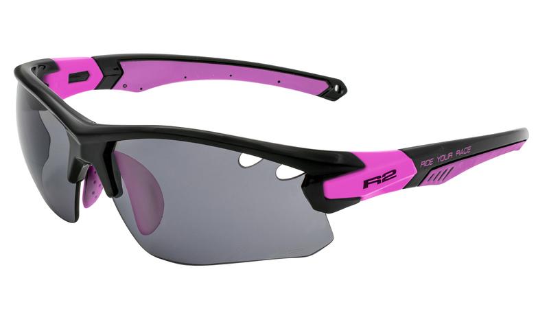 Sportovní brýle R2 CROWN černé AT078B