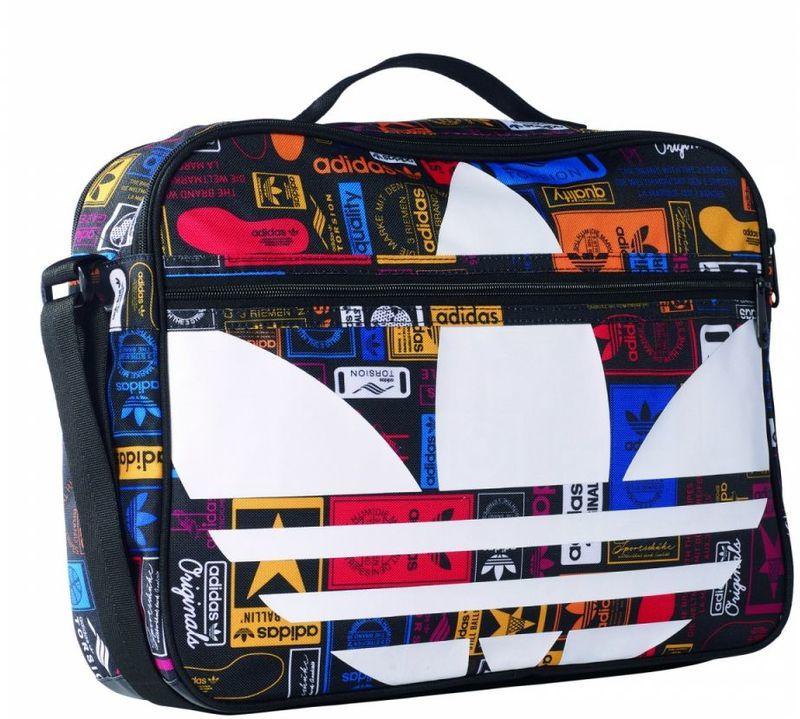Taška adidas Airliner Trefoil AZ0281
