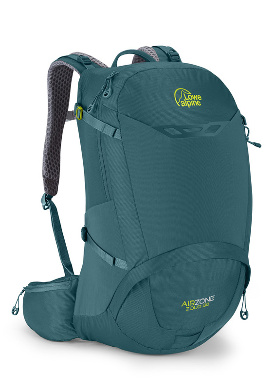 Batoh Lowe alpine AirZone Z Duo 30 shaded spruce/SS