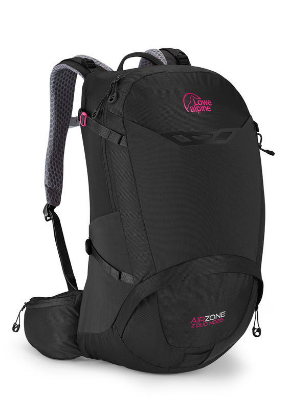 Batoh Lowe alpine AirZone Z Duo ND 25 black/BL