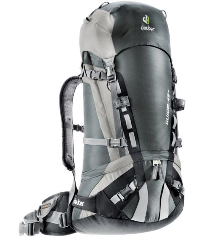 Batoh Deuter Guide 45+ granite-black (33593)
