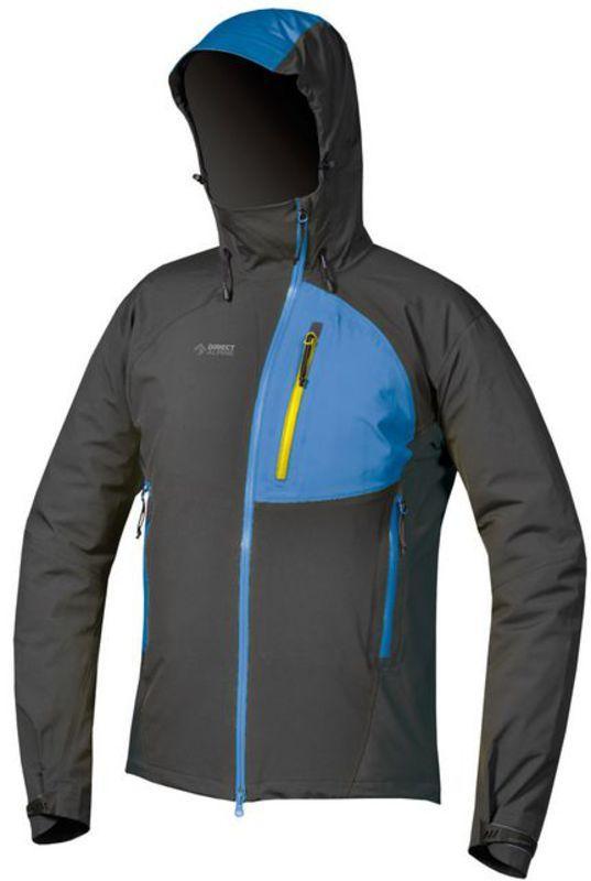 Bunda Direct Alpine REVOLUTION anthracite/blue