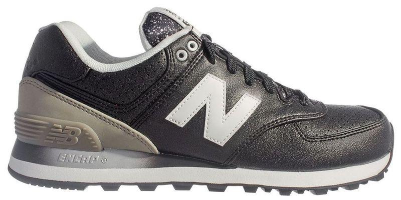 Dámské nízké tenisky New Balance WL574RAA černá