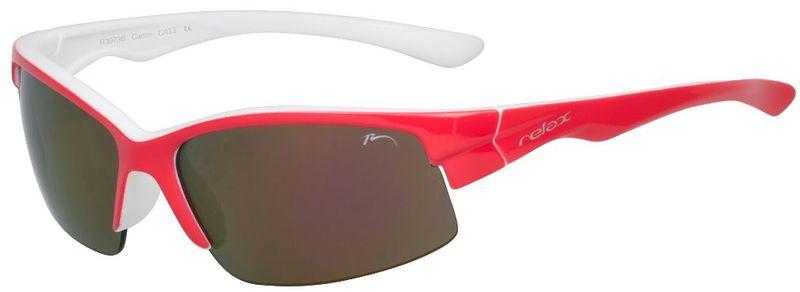 Dětské sluneční brýle RELAX Cantin červené R3073B