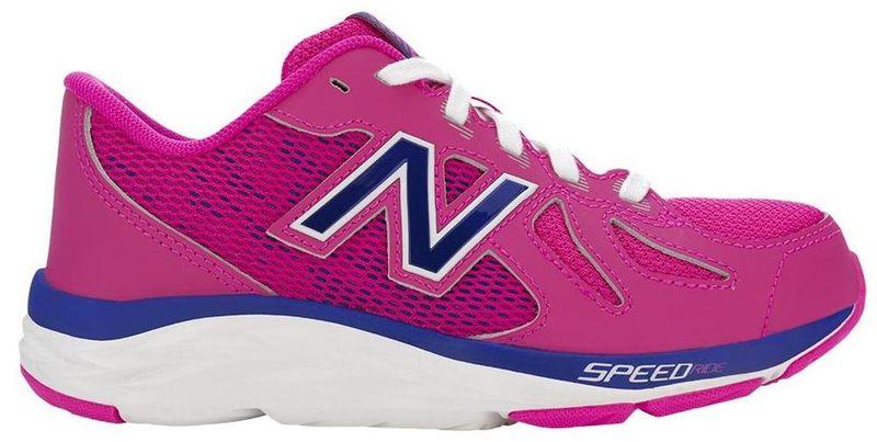 Dětské sportovní boty New Balance KJ790PIY růžová