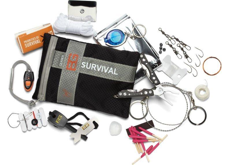 Sada pro přežití Gerber Bear Grylls Survival Ultimate Kit 31-000701