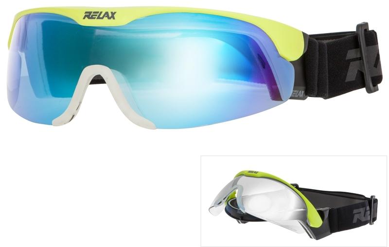 Lyžařské brýle Relax CROSS HTG34E