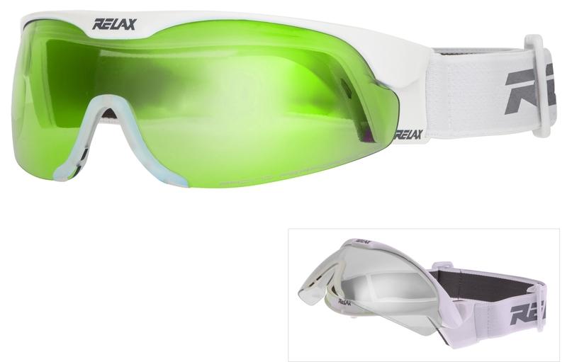 Lyžařské brýle Relax CROSS HTG34F