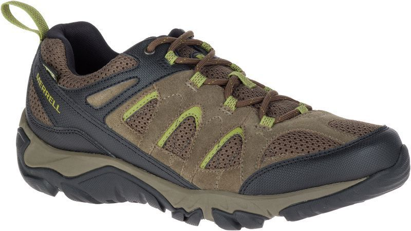 Boty Merrell OUTMOST VENT GTX boulder J09531 - GAMISPORT.cz a2b577c5cf