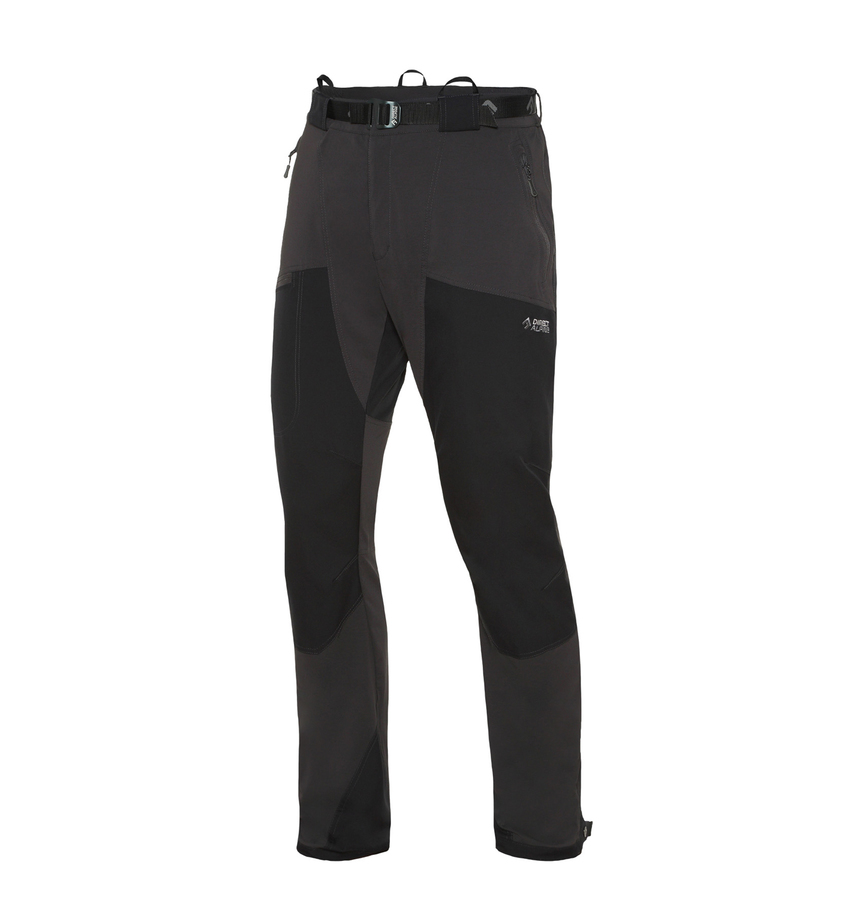 Levně Kalhoty Direct Alpine Mountainer Tech anthracite/black S
