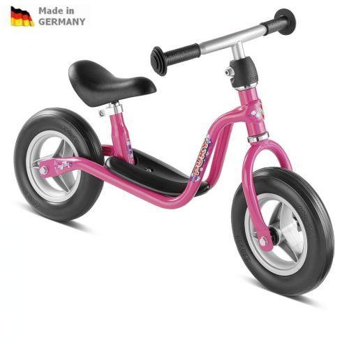 Dětské růžové odstrkovadlo LEARNER BIKE MEDIUM - LR M PUKY 4052