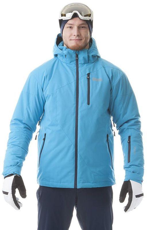 Pánská lyžařská bunda Nordblanc NBWJM5805 modrá