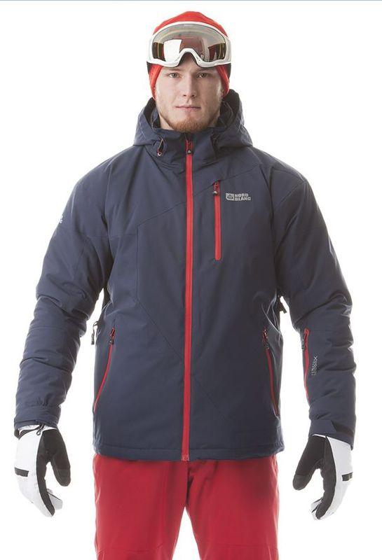 Pánská lyžařská bunda Nordblanc NBWJM5805 tmavě modrá