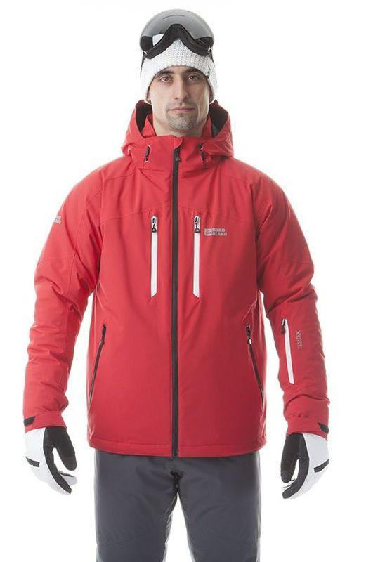 Pánská lyžařská bunda Nordblanc NBWJM5806 červená