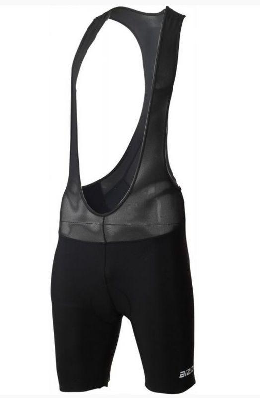 Pánské cyklistické kalhoty Bizioni MP61 černá
