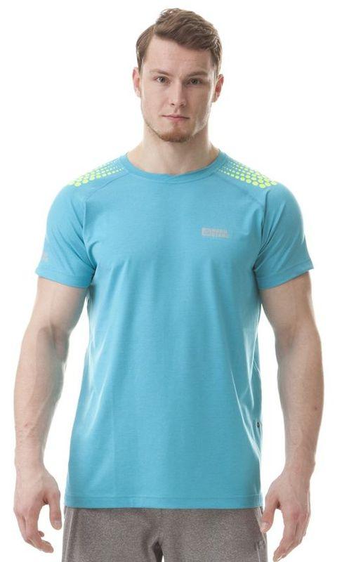 Pánské triko na běhání Nordblanc NBSMF5563_BMO