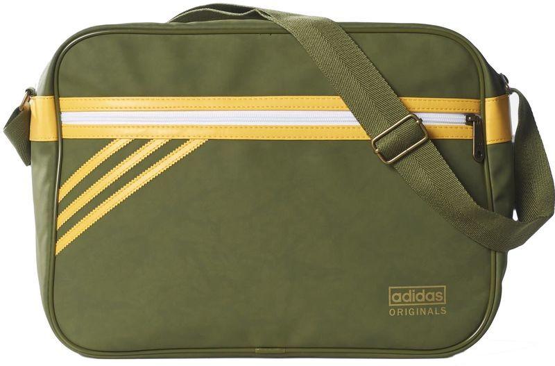 Taška adidas Adicolor Airliner Suede S20101