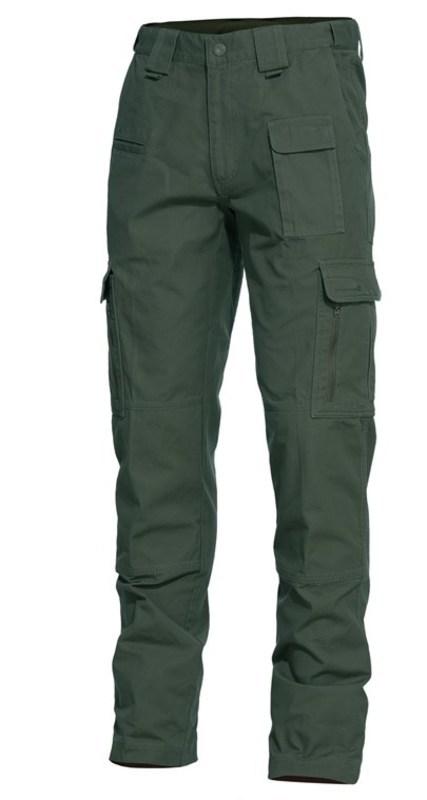 Taktické kalhoty PENTAGON® Elgon Heavy Duty 2.0 camo green 48