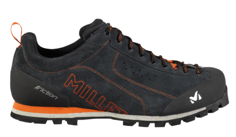 Boty Millet Friction Deep grey/Anthracite