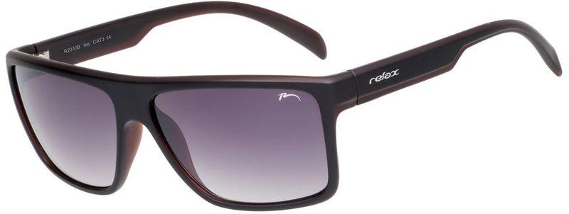 Sluneční brýle RELAX Ios černé R2310B