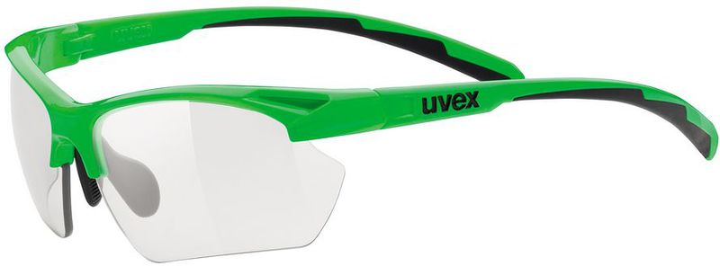 Sportovní brýle Uvex Sportstyle 802 Small Vario, Green (7701)