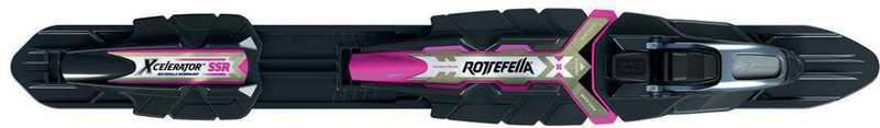 Vázání Rossignol Xcelerator Pro Skate singlepack RJD1000