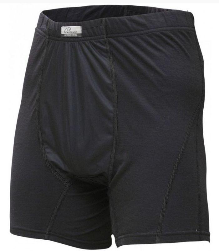 Vlněné boxerky Lasting Nico+ 9090 černá