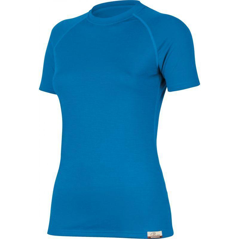Merino triko Lasting ALEA 5151 modré vlněné