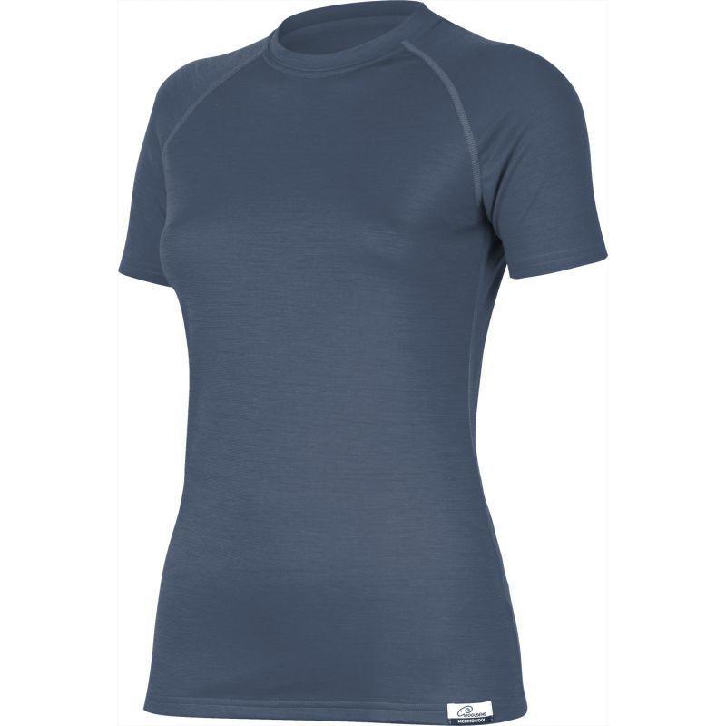 Merino triko Lasting ALEA 5656 modré vlněné
