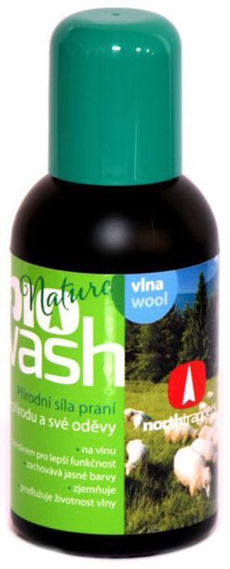 Biowash Gel na vlnu z mýdlových ořechů 250 ml