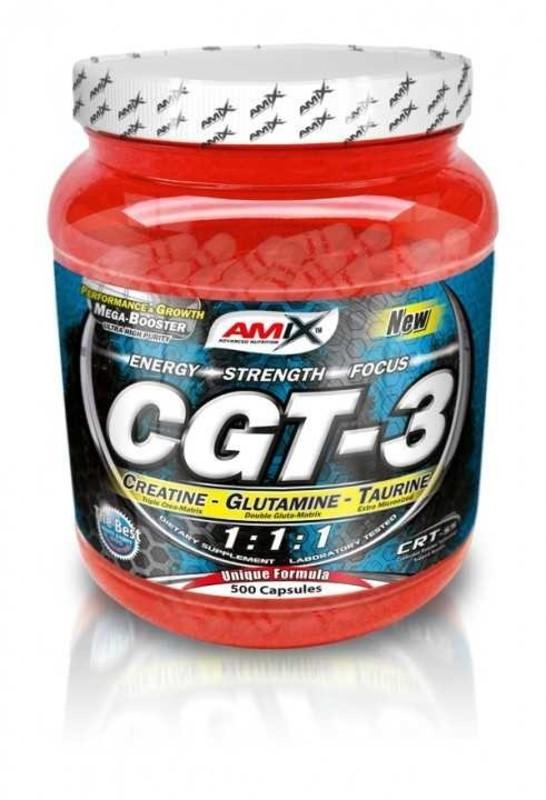 Amix CGT-3 - 200kapslí