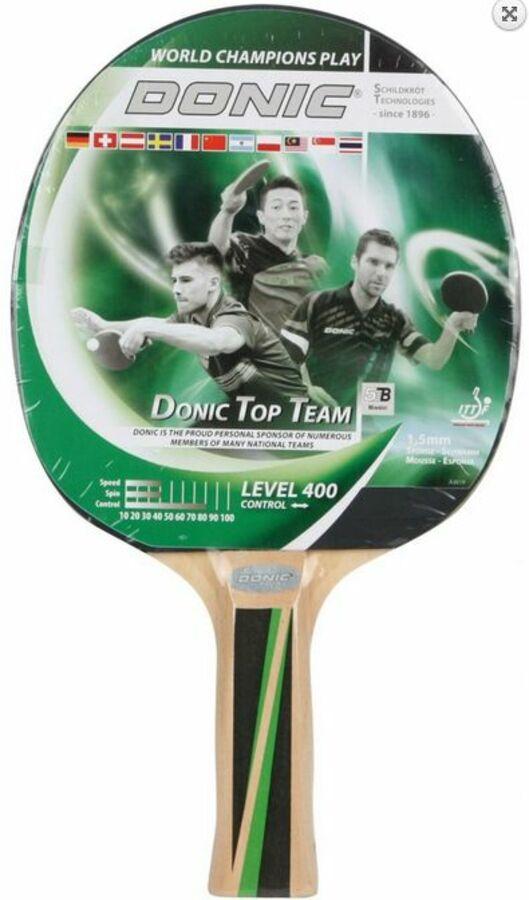 Pálka na stolní tenis DONIC 400