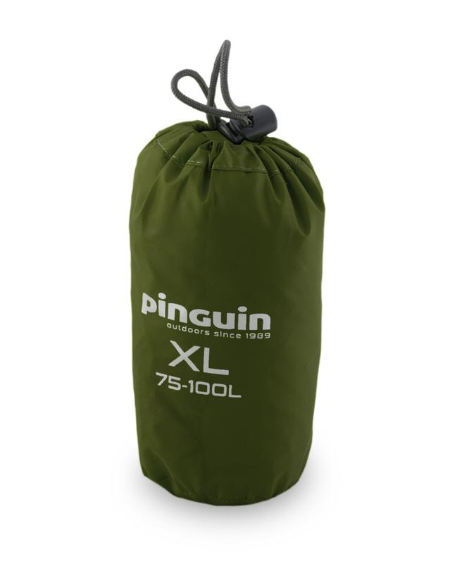 Pláštěnka na batoh Pinguin Raincover XL 75-100l khaki