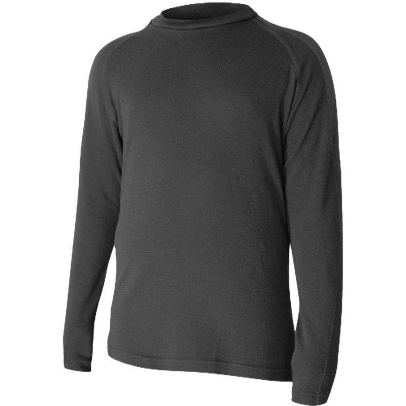 Merino triko Lasting HATY 9090 černá vlněné