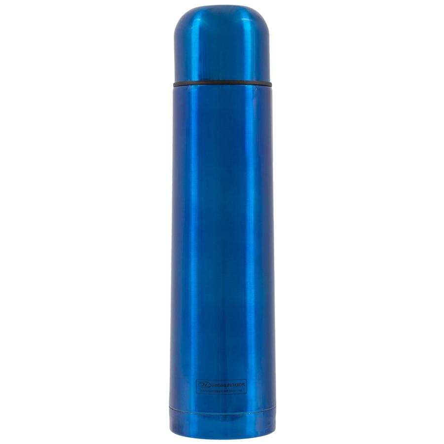 Termoska HIGHLANDER Duro flask 1000ml - modrá