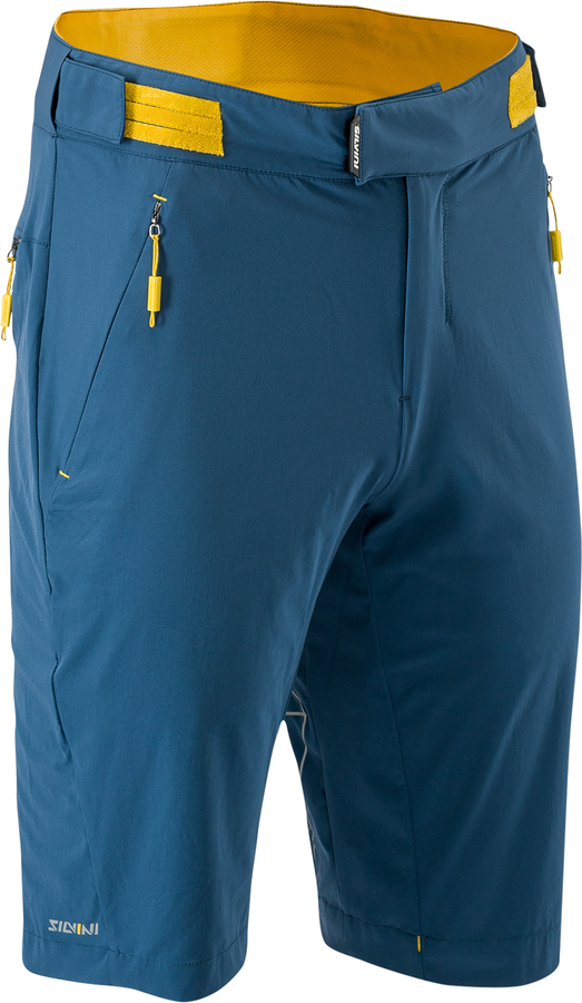 Pánské MTB cyklistické kalhoty Silvini Meta MP1662 blue