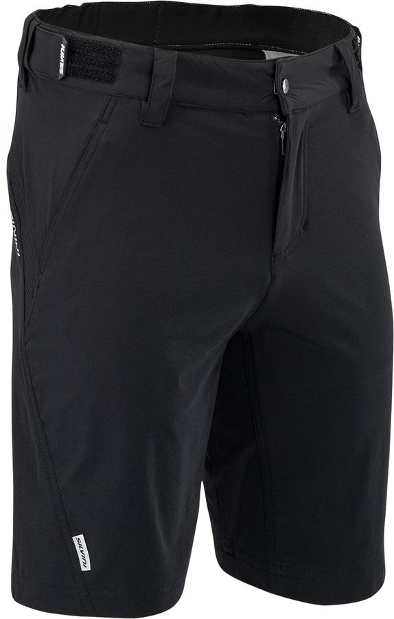 Pánské MTB cyklistické kalhoty Silvini ELVO Elvo MP809 black