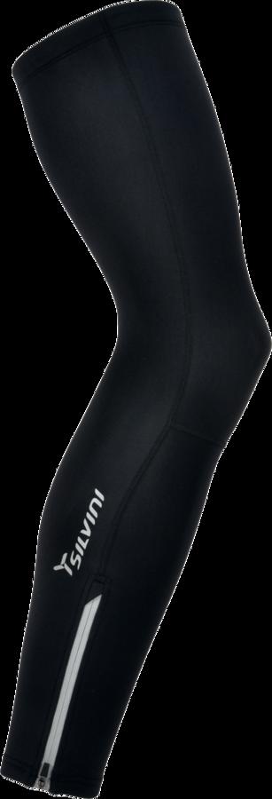 Cyklistické návleky na nohy Silvini TUBO UA1132 black