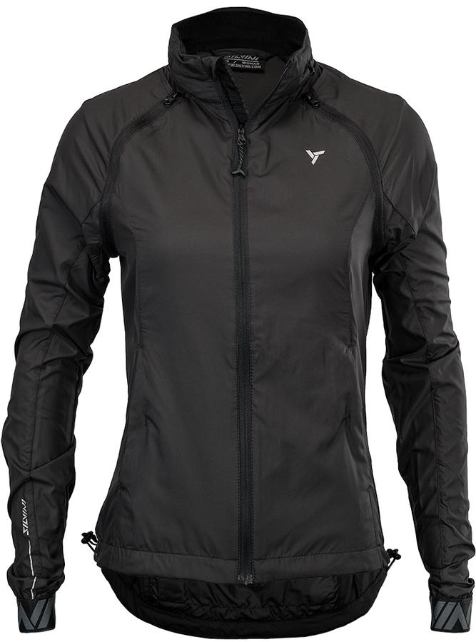 Dámská sportovní bunda Silvini Vetta WJ1623 black