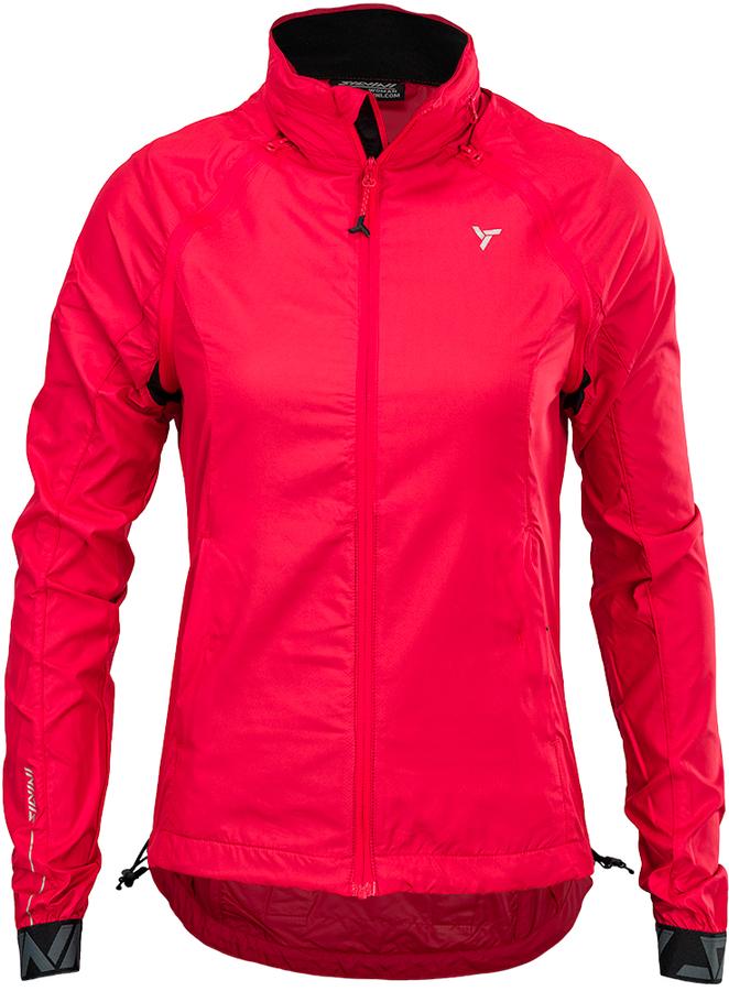 Dámská sportovní bunda Silvini Vetta WJ1623 red